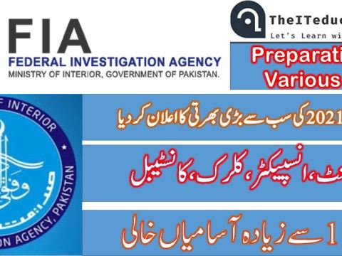 1140 Federal investigation department jobs 2021