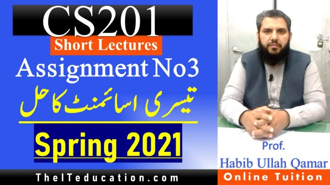 CS201 Assignment 3 Solution Spring 2021 100% complete Solution Guideline - Circle, Rectangle Classes