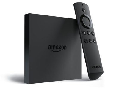 Amazon Fire TV (2015 Edition)