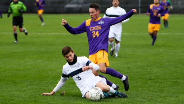 Men's soccer improves to 5–1 in Empire 8 conference play ...