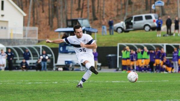 Men's soccer drops season opener to Clarkson University ...