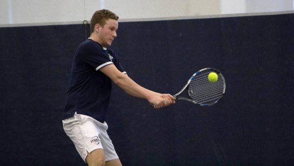 Tennis splits matches against St. Lawrence University ...
