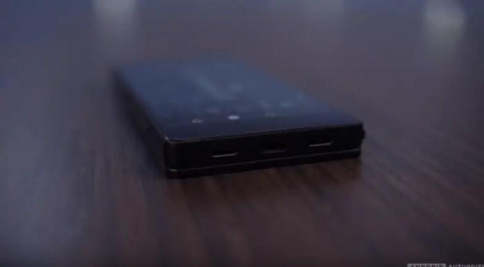 ZTE Axon M phone rumour
