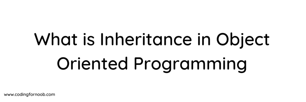 What-is-Inheritance-in-OOP