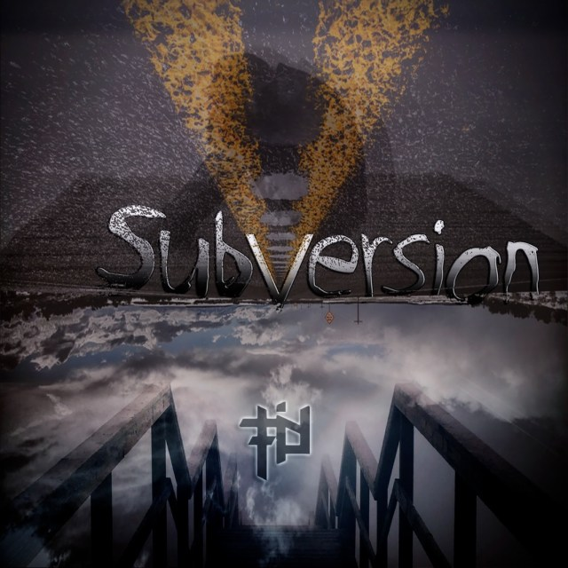 Subversion (Single) by THE iZUNA DROP (Cover Art)