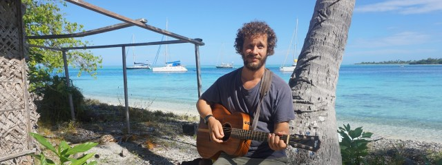 my island guitar