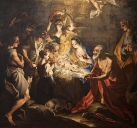 11786041-birth-of-jesus--paint-from-milan-church