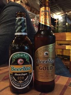Local beer yummm