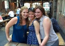 Trio reunited