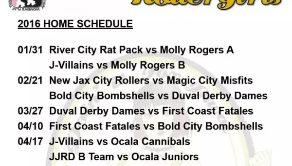 Jacksonville RollerGirls | Jacksonville
