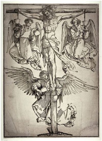 christ-on-the-cross-with-three-angels-1525