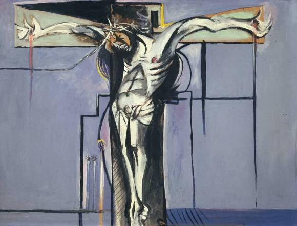 Crucifixion 1946 by Graham Sutherland OM 1903-1980