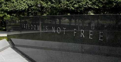 FreedomIsn'tFree
