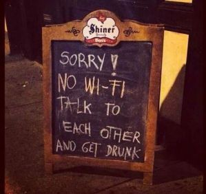Sorry-no-wifi-talk-to-each-other
