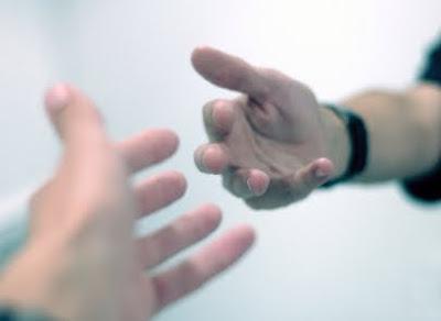 hands helping