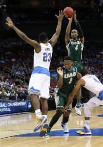 192NCAA UAB UCLA Basketball