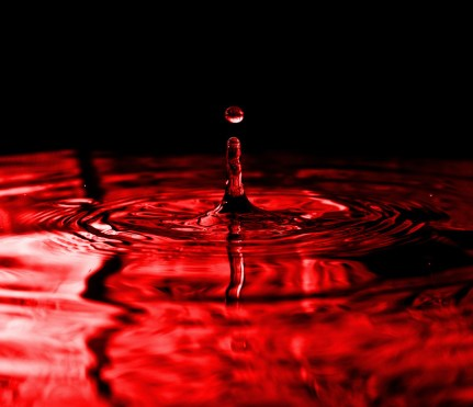 blood&water