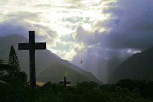 cross hawaii