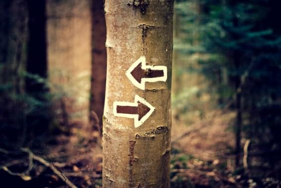 parting ways