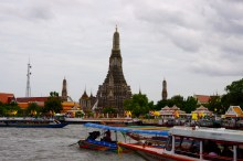 wat arun temple of dawn bangkok