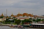 Grand Palace from Wat Arun
