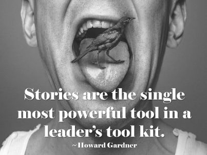 Leadership and the Power of Storytelling