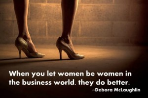 Women are good for your company's bottom line