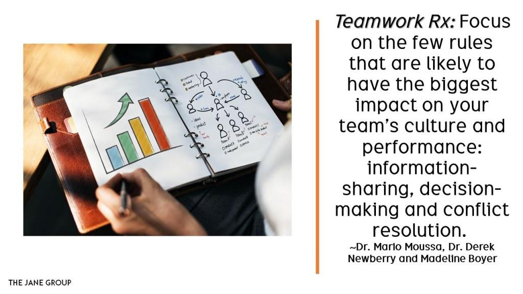 The 5 Biggest Teamwork Ills