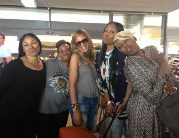 nene leakes-responds to half sister-kenya sherman-the jasmine brand