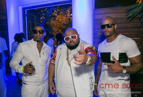 JAZZE PHE-VAWN PRIVE-white party-GRAND OPENING TREY SONGS-the jasmine brand