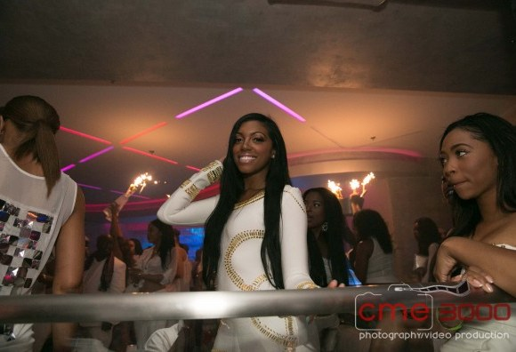 PORSHA STEWART-b-PRIVE GRAND OPENING TREY SONGS-the jasmine brand