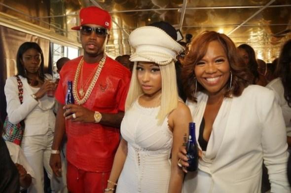 SB - Nicki Minaj - Mona Scott-Young-the jasmine brand