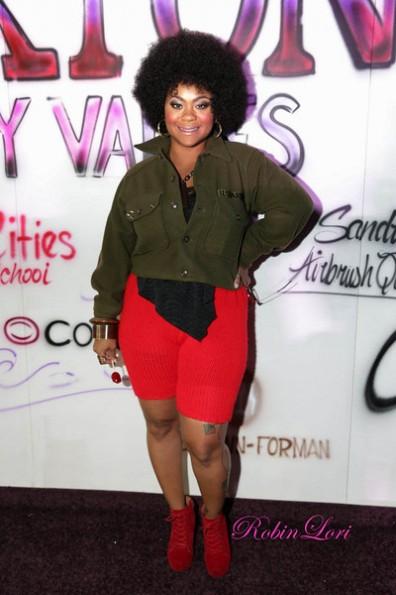 nivea-Towanda Braxton 40th birthday party-the jasmine brand