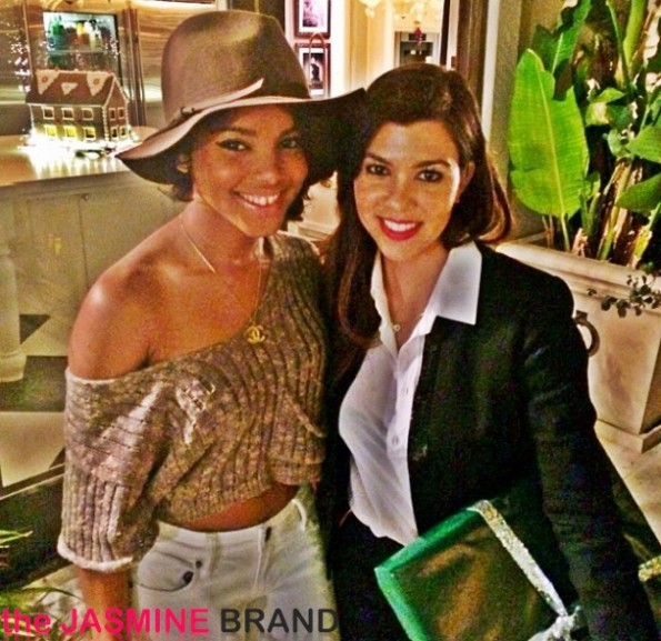 the games assistant-kourtney kardashian-kris jenner-kardashian-christmas eve party 2013-the jasmine brand