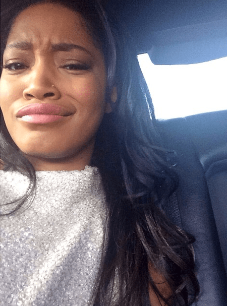 Interview Keke Palmer Chimes In On Black Negative Bloggers Addresses Alleged Leaked Sex Video