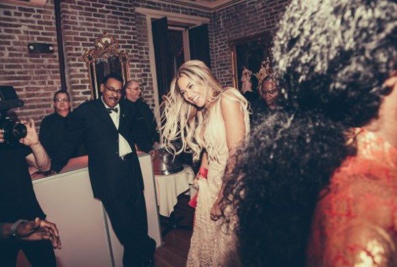 beyonce dances-tina knowles-60th birthday party new orleans-the jasmine brand