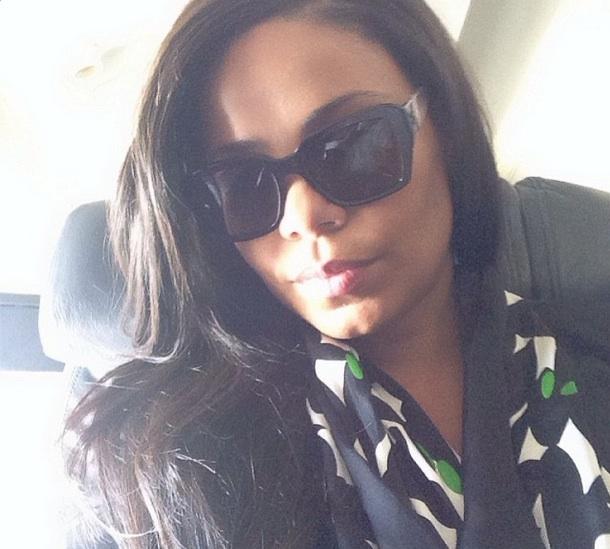 Ciara Hides Baby Bump During Vacay Sanaa Lathan Gets