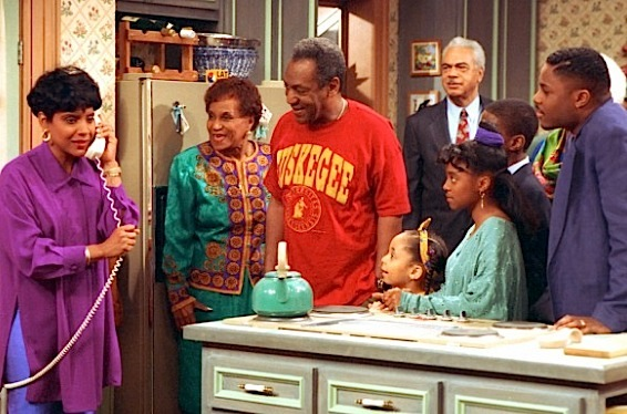 """""""The Cosby Show"""" Returns To TV"""