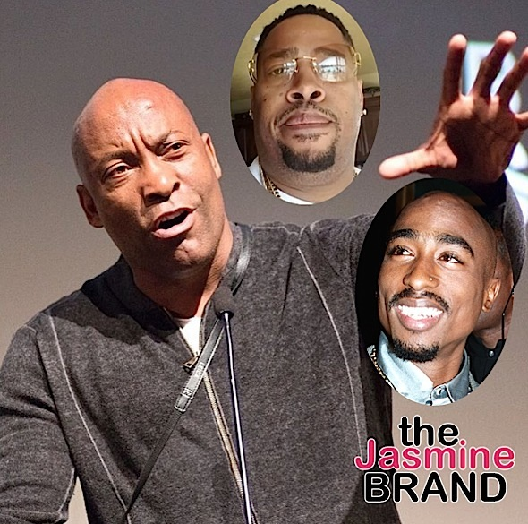 John Singleton Wanted Tupac To Be Raped In Jail In Movie, Attempted Anal w/ White Girl