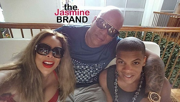 Image result for Wendy Williams' Son Arrested for Assault after Punching Dad