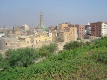 The view from Al-Azhar Park