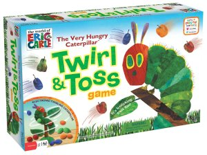 Very Hungry Caterpillar game