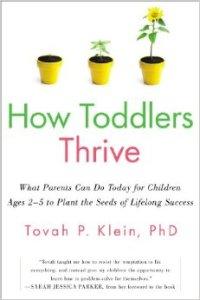 Tovah Klein book