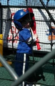 Mets - Batting practice