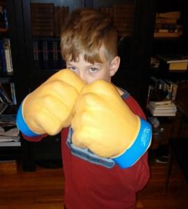 Rumble Fists