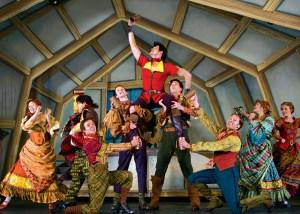 Disney Live Gaston