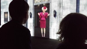 Hunger Games 6 - Effie greeting