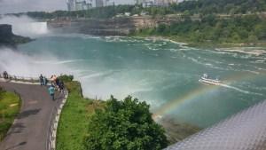 Niagara Trip - 6 Rainbow