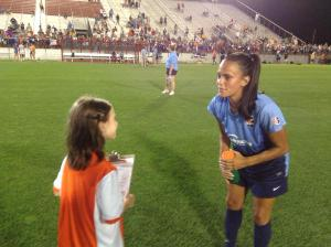 Miciah interviewing Lytle