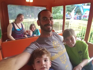 dorney-6-fam-on-train